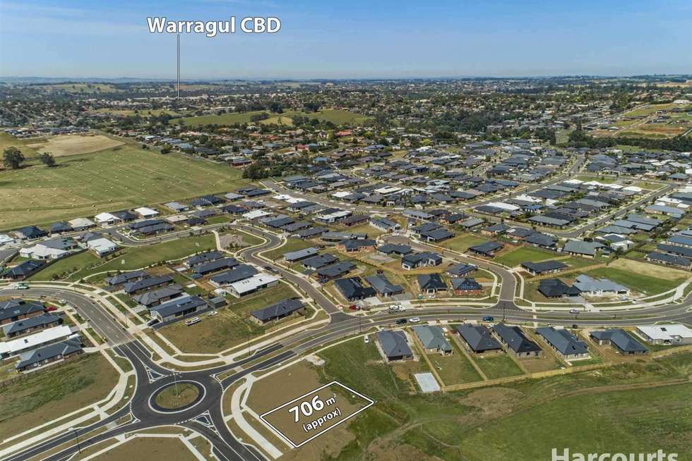 Second view of Homely residentialLand listing, 143 Emberwood Drive, Warragul VIC 3820