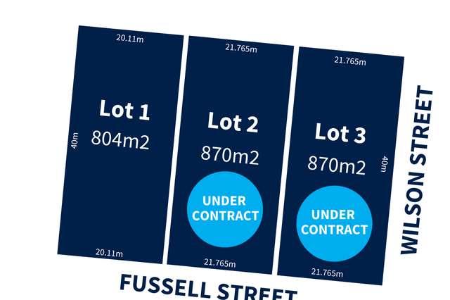 Lot 3, 345 Fussell Street, Ballarat East VIC 3350