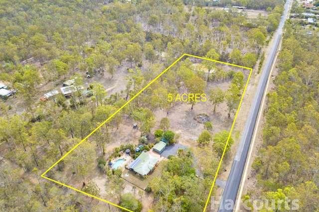 257-279 Carter road, Munruben QLD 4125