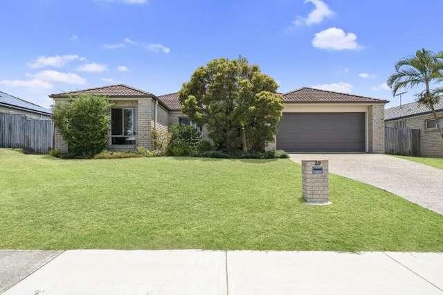 20 Amity Drive, Rothwell QLD 4022