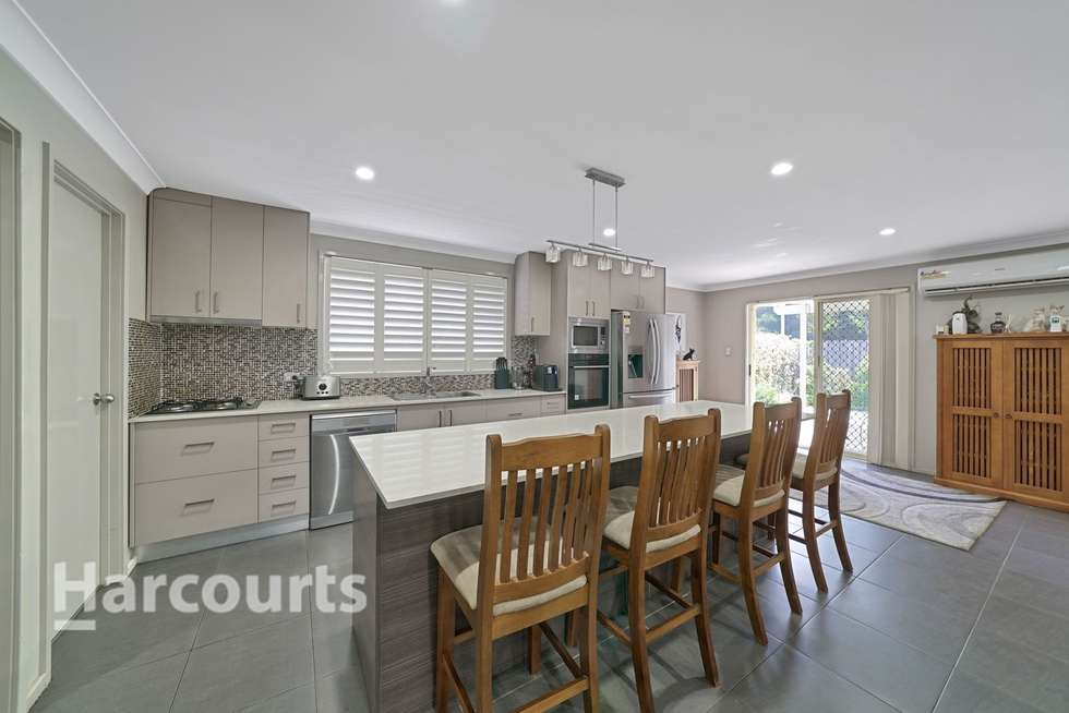 Second view of Homely house listing, 35 Bungonia Court, Wattle Grove NSW 2173