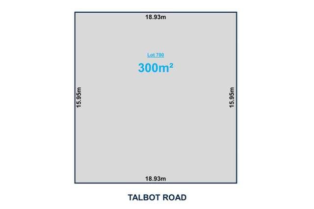 Lot 700 Overland Road, Croydon Park SA 5008