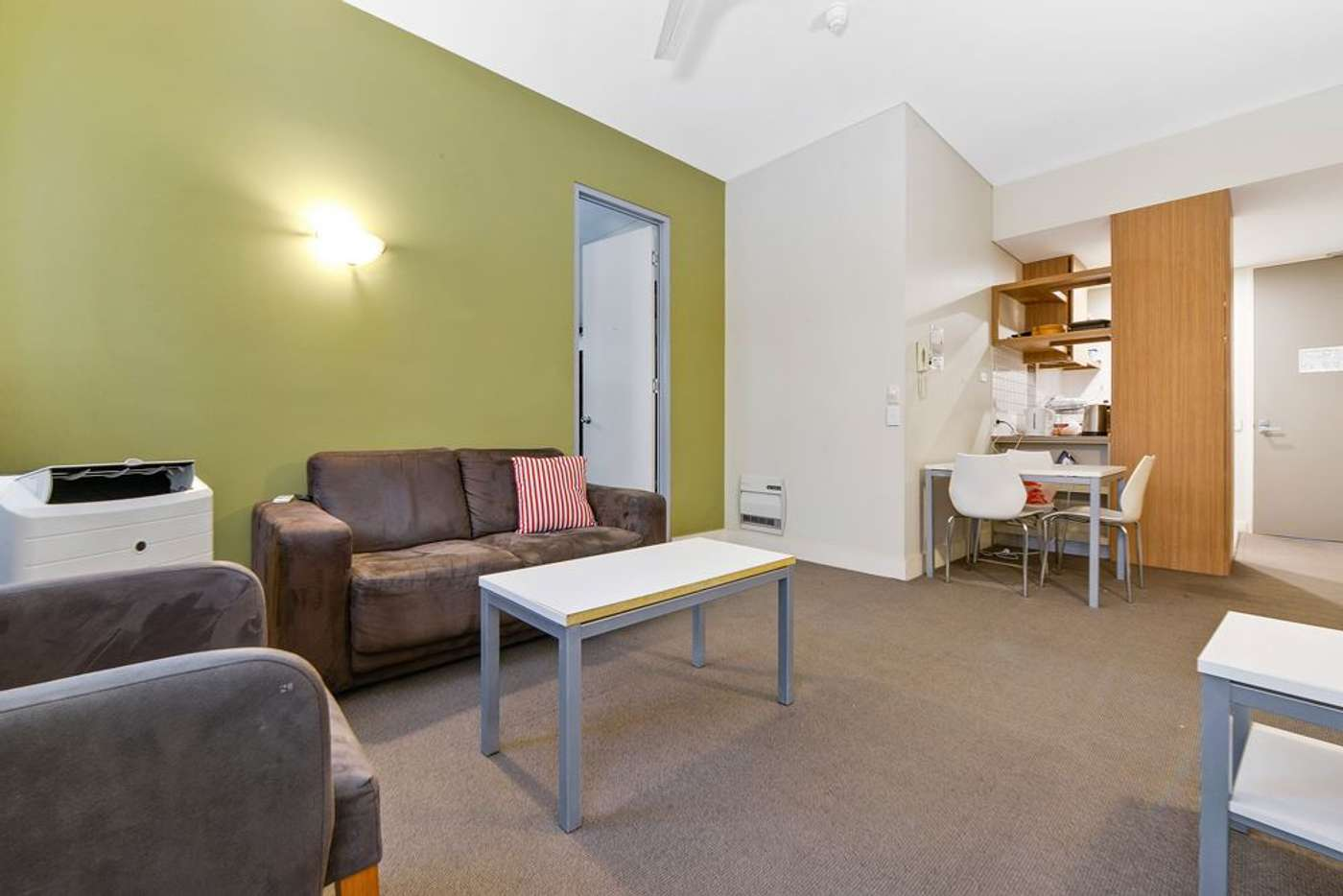 Main view of Homely apartment listing, 1003/23 King William Street, Adelaide SA 5000