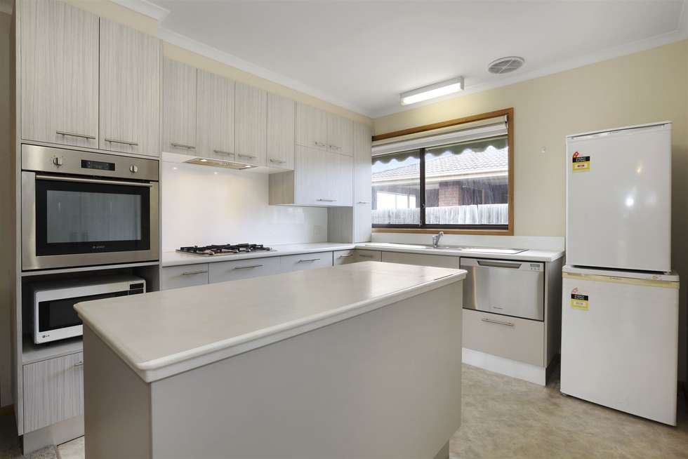 Second view of Homely house listing, 1/15 Orbit Drive, Whittington VIC 3219