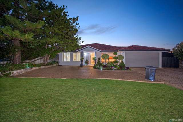 3 Sheringham Retreat, Currambine WA 6028