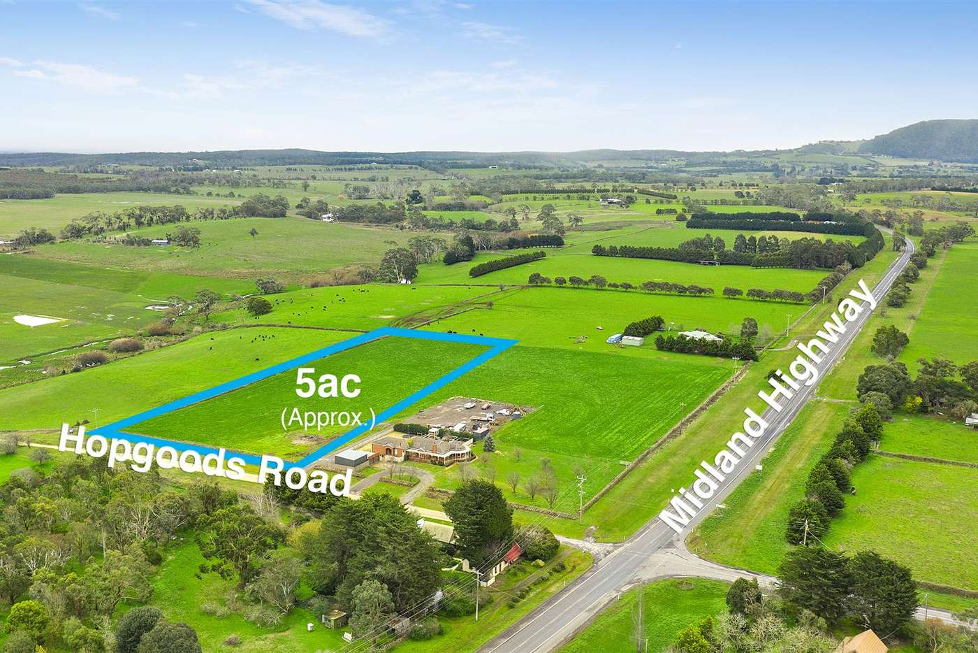 Main view of Homely residentialLand listing, Lot 2 Hopgoods Road, Clarendon VIC 3352