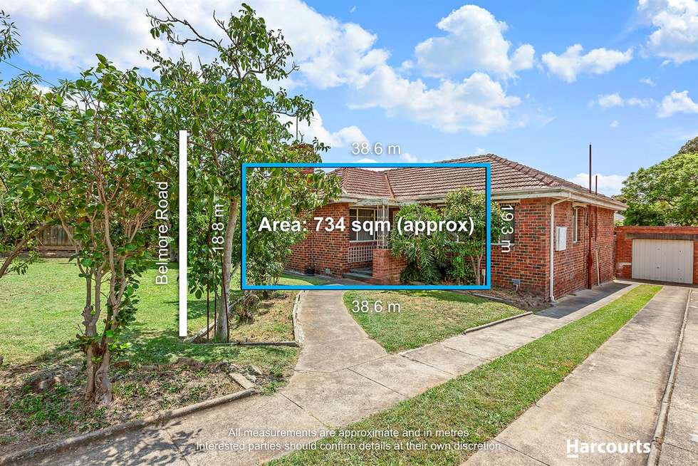 Second view of Homely house listing, 61 Belmore Road, Balwyn North VIC 3104