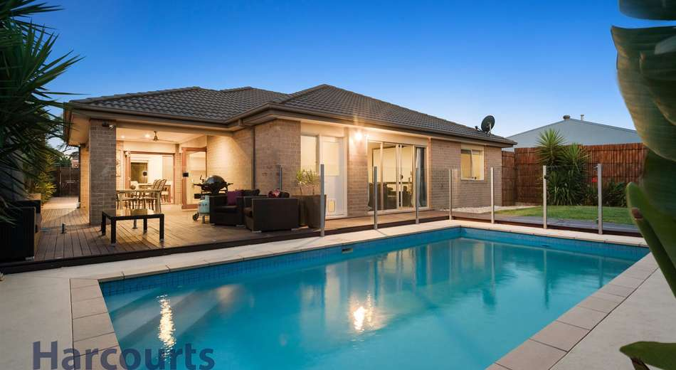 4 Rose Bush Court, Lyndhurst VIC 3975