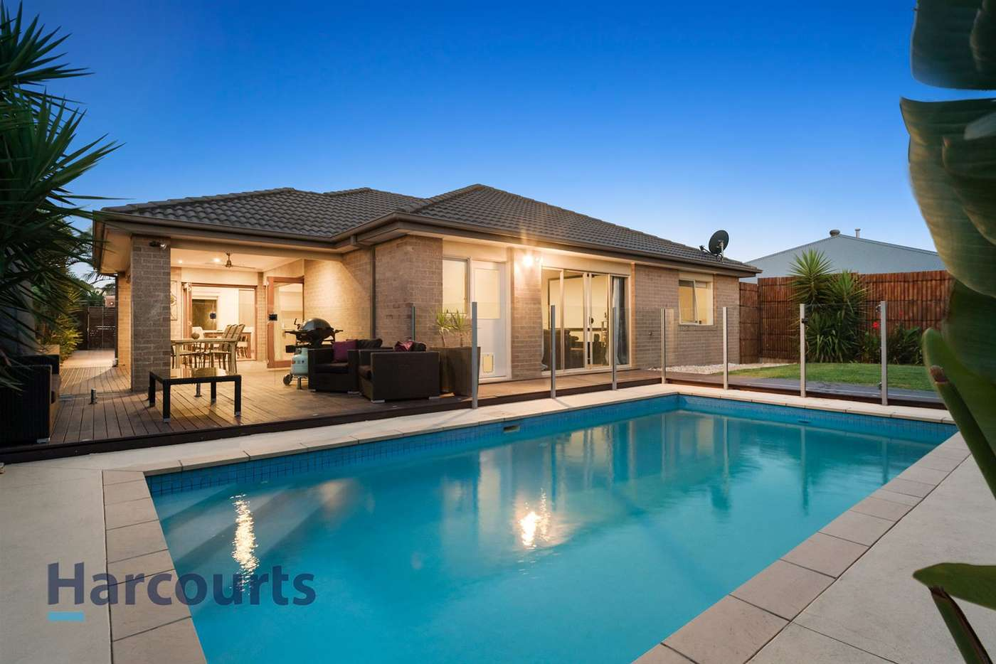 Main view of Homely house listing, 4 Rose Bush Court, Lyndhurst VIC 3975