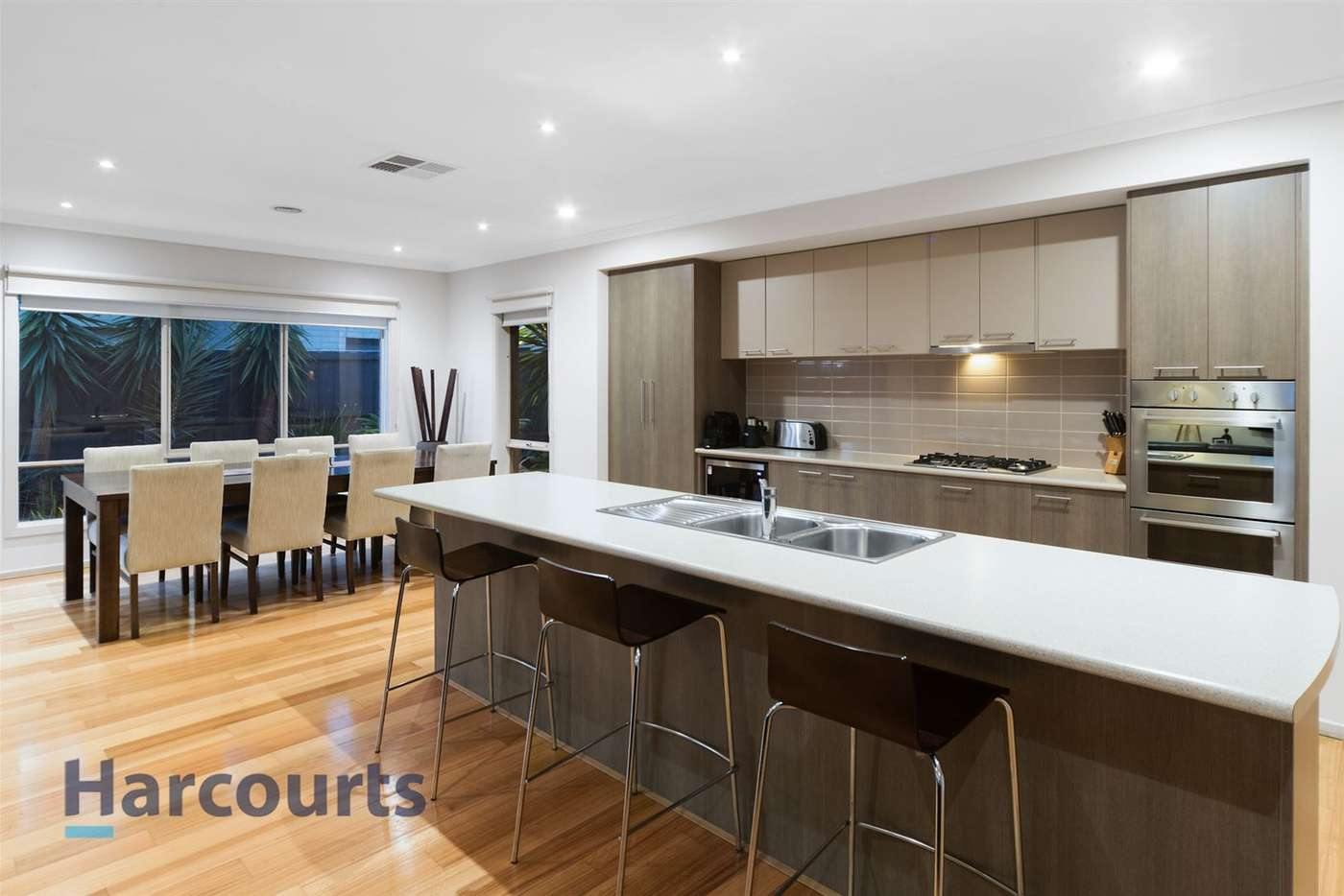 Sixth view of Homely house listing, 4 Rose Bush Court, Lyndhurst VIC 3975
