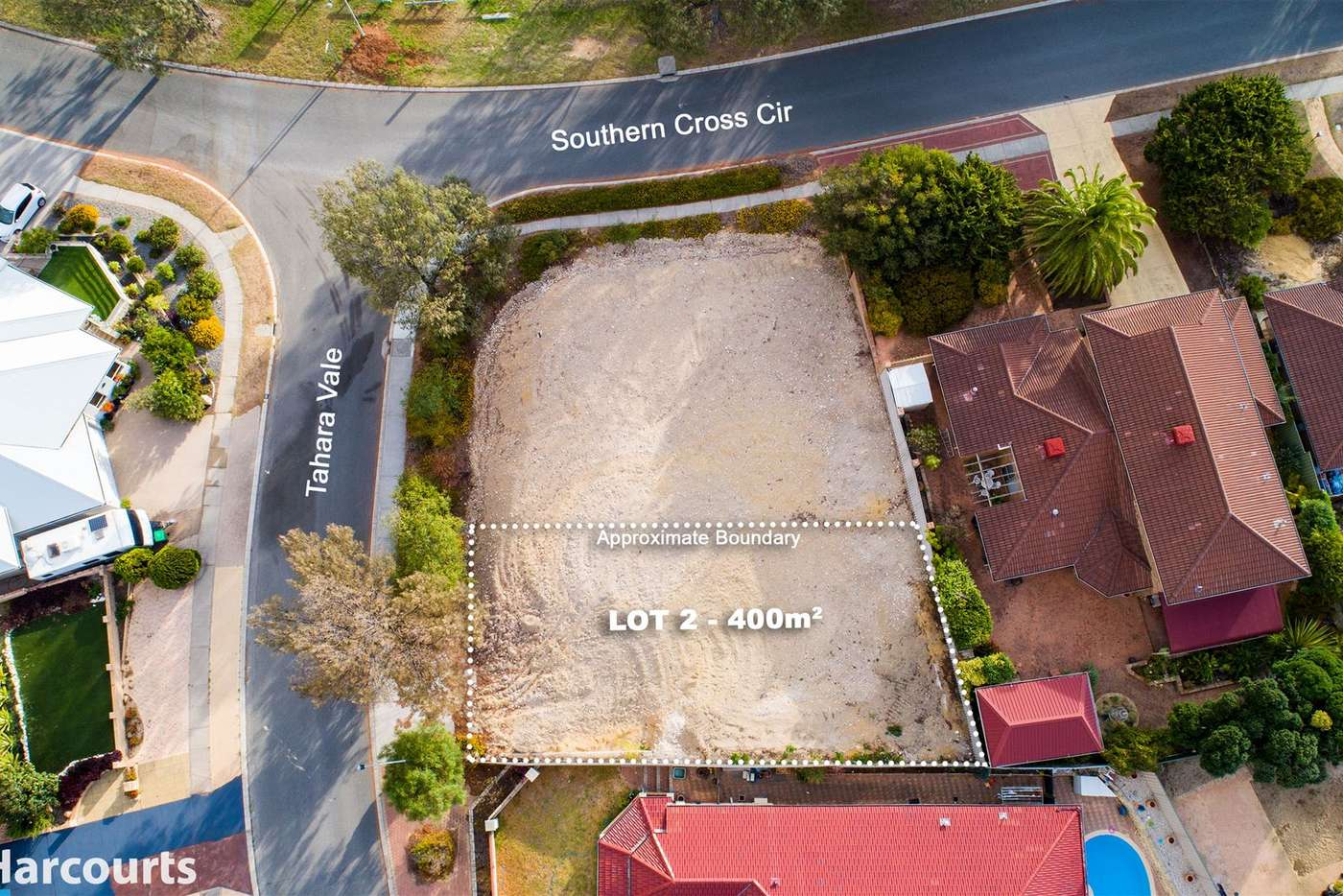 Main view of Homely residentialLand listing, Prop Lot 2/10 Tahara Vale, Ocean Reef WA 6027