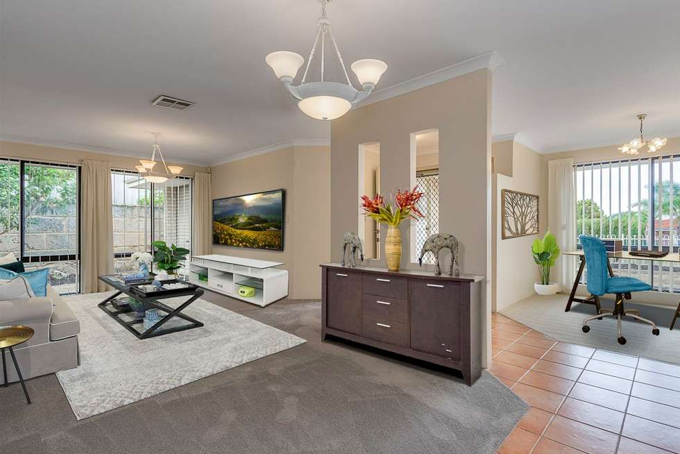 Second view of Homely house listing, 6 Lexington Heights, Currambine WA 6028