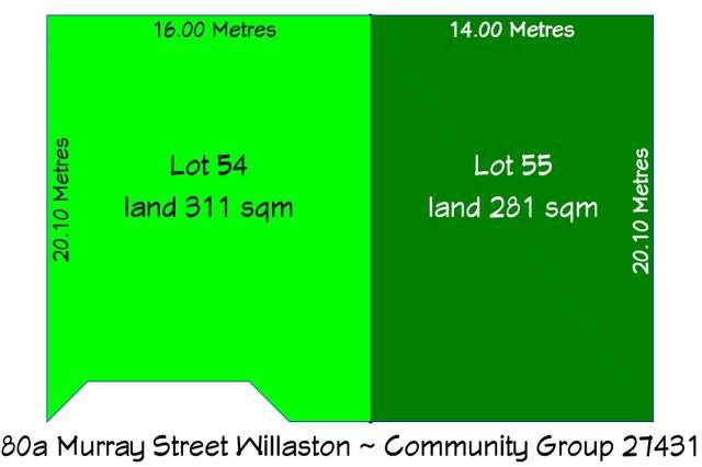 80 and 80 a Murray Street, Willaston SA 5118
