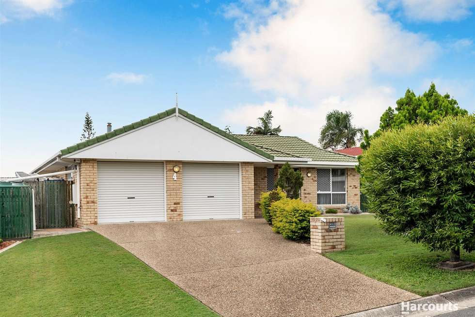 Second view of Homely house listing, 4 Rosegum Rise, Regents Park QLD 4118