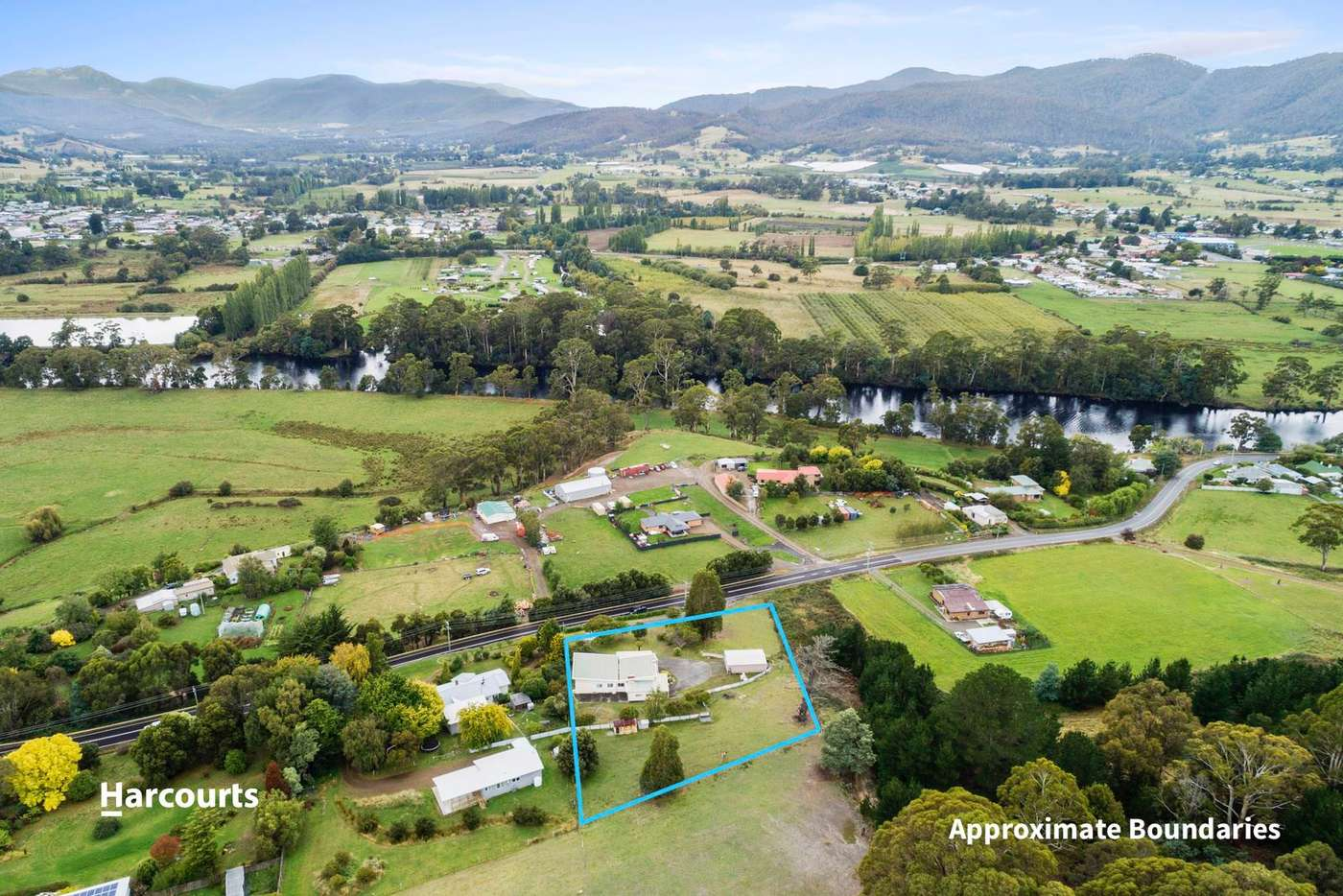 Sixth view of Homely house listing, 183 Glen Huon Road, Huonville TAS 7109