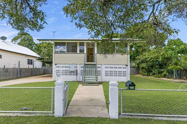 71 Ninth Avenue, Railway Estate QLD 4810