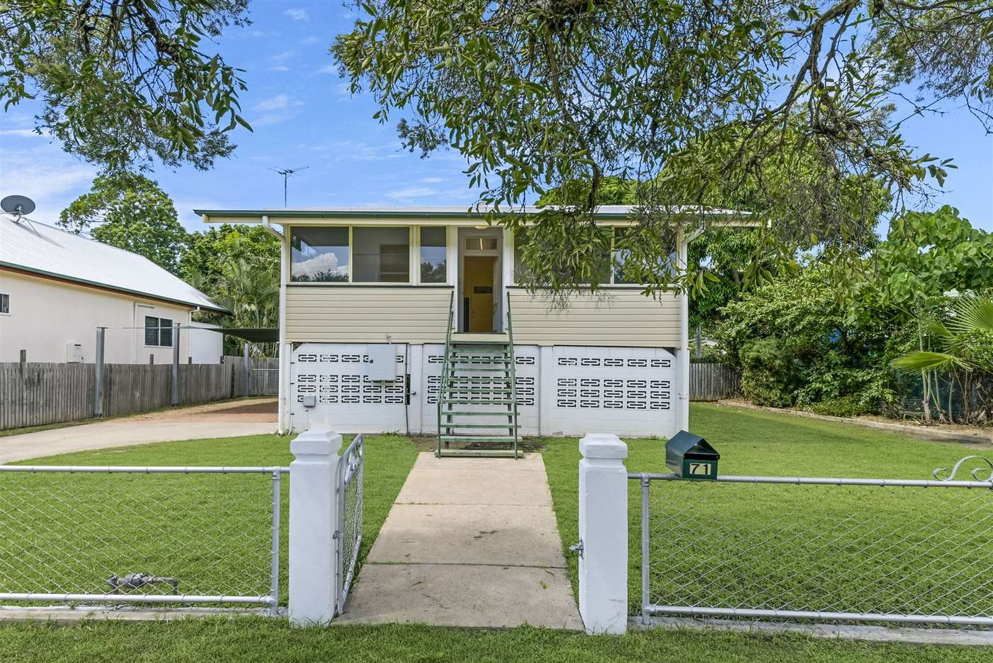 Main view of Homely house listing, 71 Ninth Avenue, Railway Estate QLD 4810