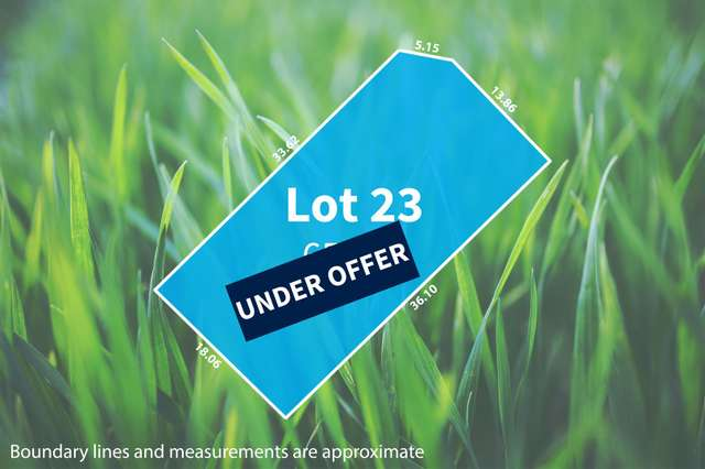 Lot 23 Fairmont Lane, Sorell TAS 7172