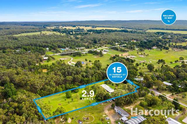 15 Forest Court, Enfield VIC 3352