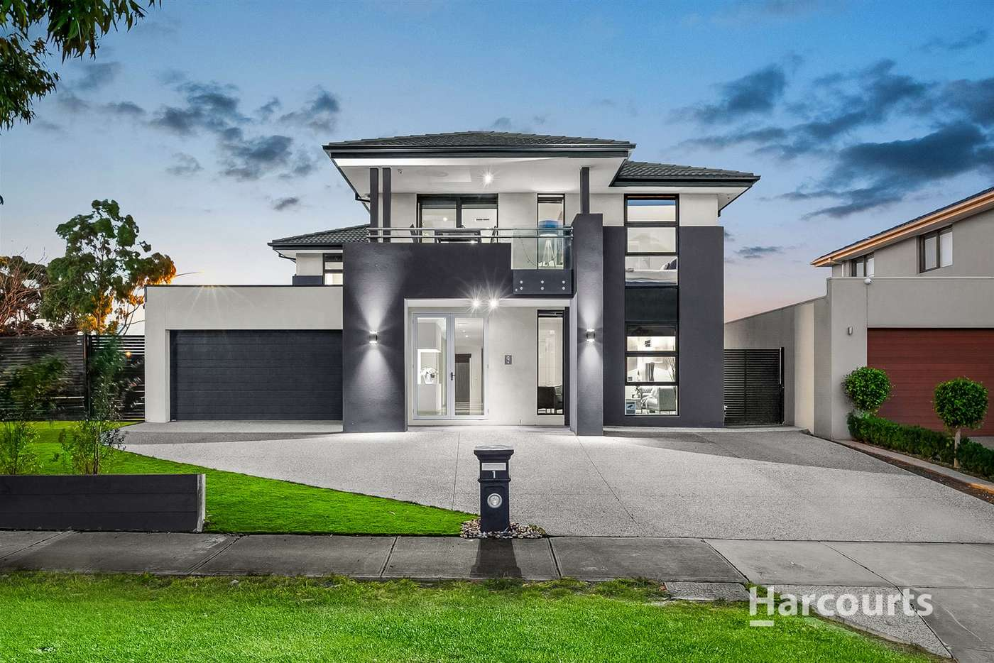 Main view of Homely house listing, 1 Waterview Drive, Cairnlea VIC 3023
