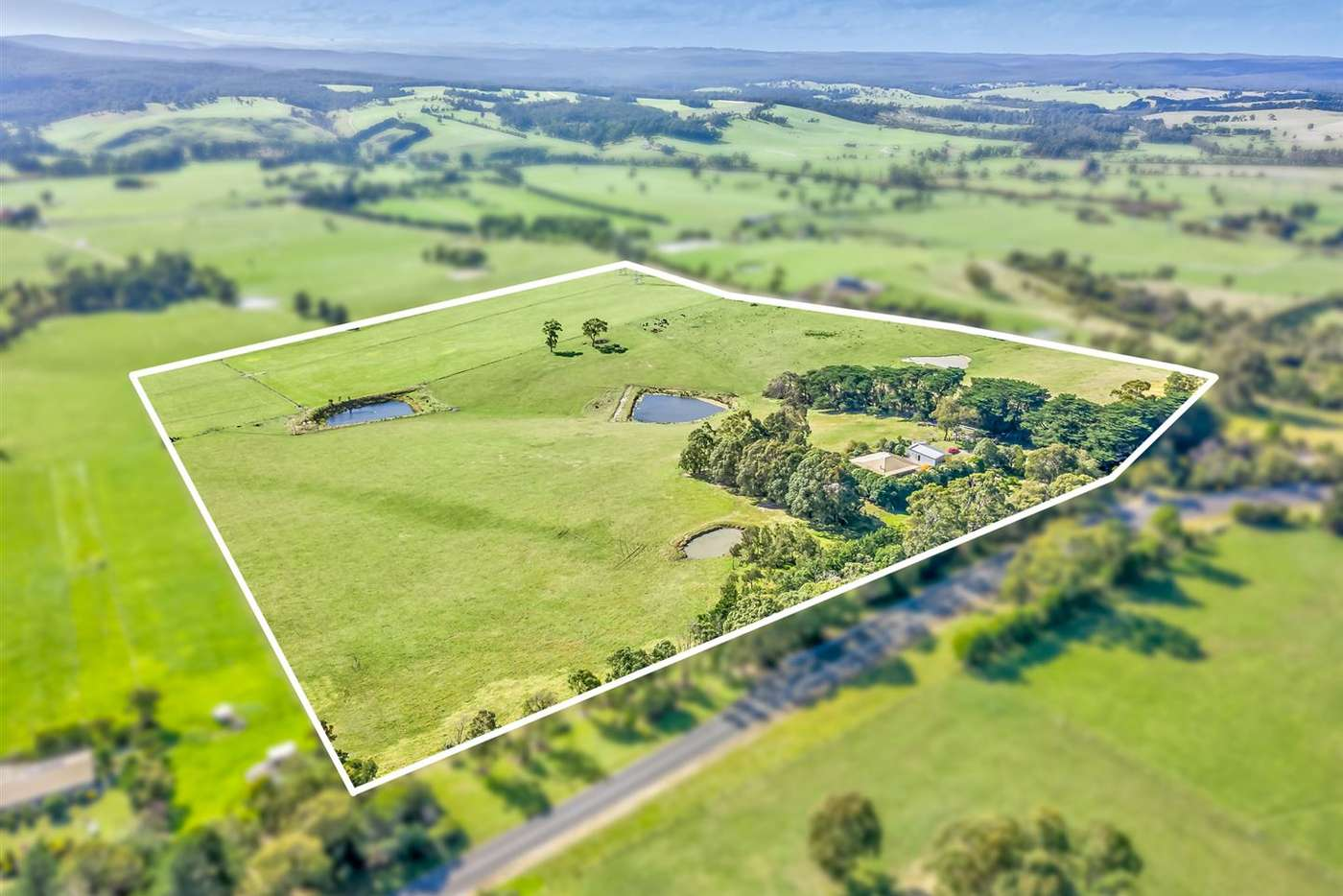 Main view of Homely ruralOther listing, 392 Moe Willow Grove Road, Tanjil South VIC 3825