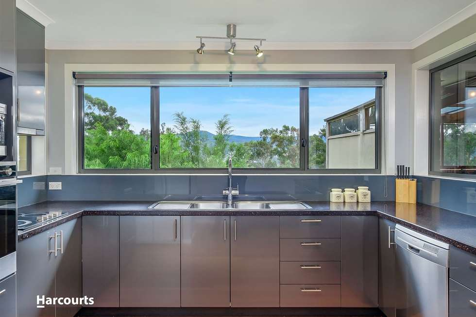 Second view of Homely house listing, 166 Knights Road, Huonville TAS 7109