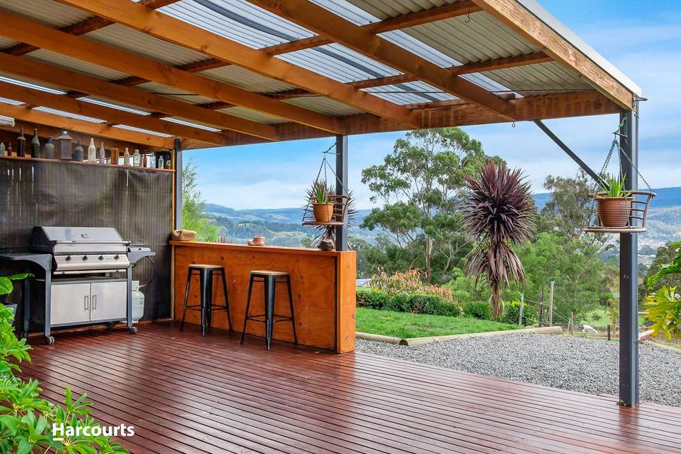 Third view of Homely house listing, 166 Knights Road, Huonville TAS 7109
