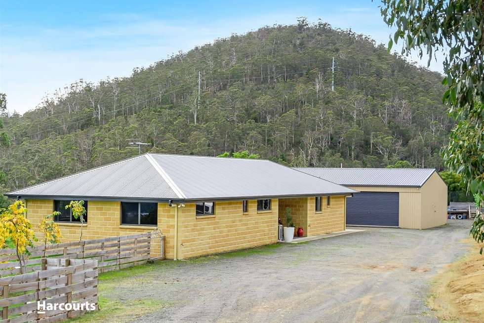 Fifth view of Homely house listing, 166 Knights Road, Huonville TAS 7109