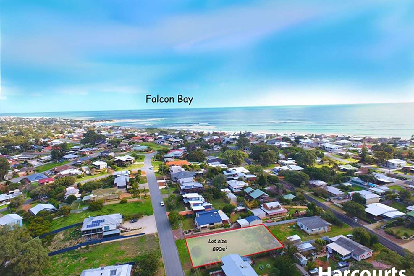 Main view of Homely residentialLand listing, 28 Scenic Drive, Falcon WA 6210
