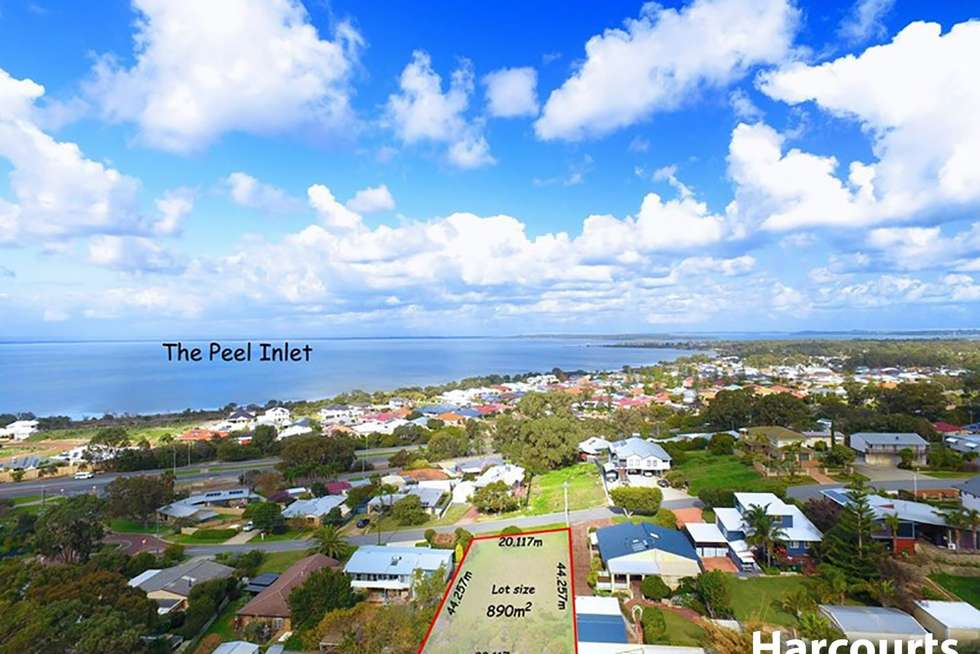 Second view of Homely residentialLand listing, 28 Scenic Drive, Falcon WA 6210