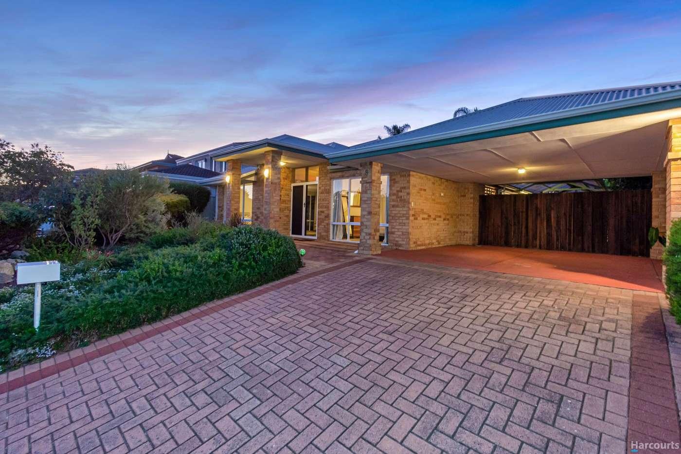 Main view of Homely house listing, 8 Ashburn Vista, Currambine WA 6028