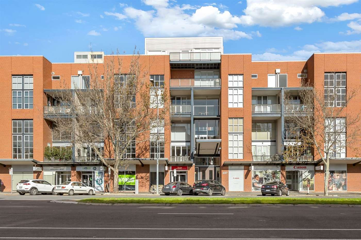 Main view of Homely apartment listing, 54/237 Wakefield Street, Adelaide SA 5000