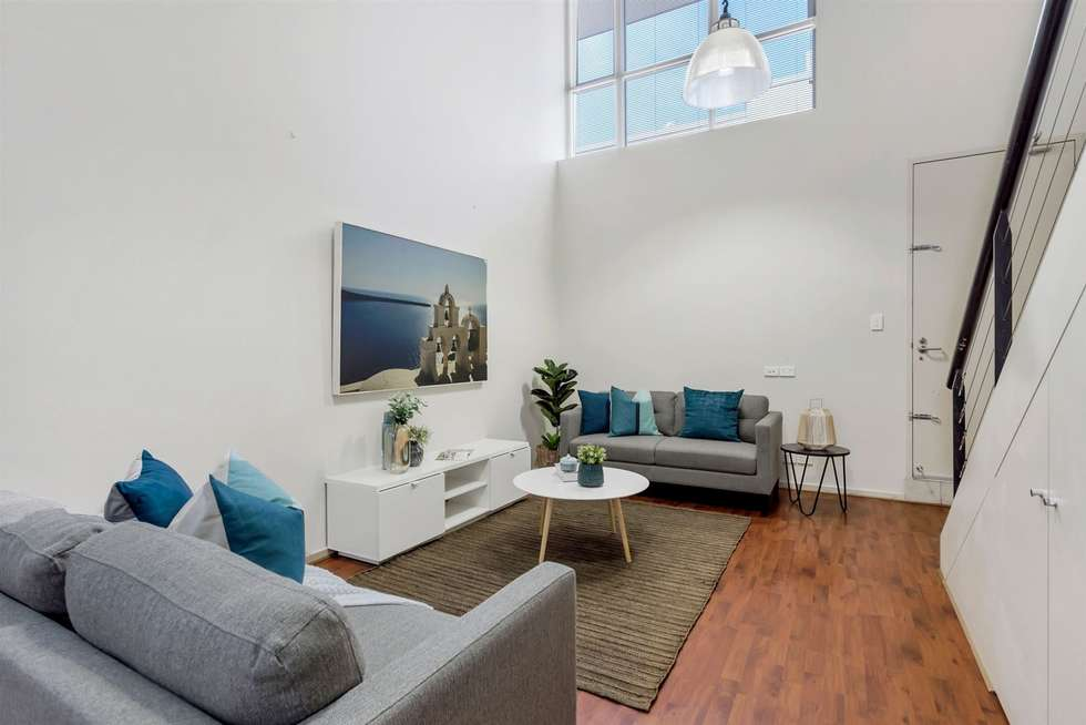 Fourth view of Homely apartment listing, 54/237 Wakefield Street, Adelaide SA 5000