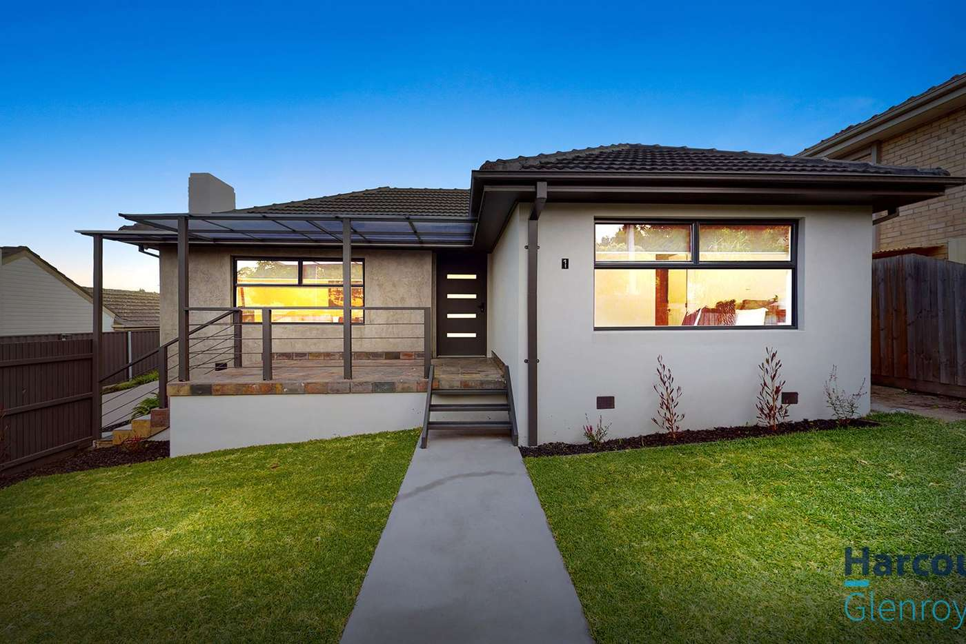 Main view of Homely house listing, 1/69 St Vigeons Road, Reservoir VIC 3073