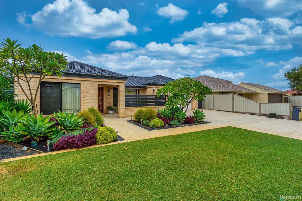 Second view of Homely house listing, 19 Vilamour Close, Currambine WA 6028