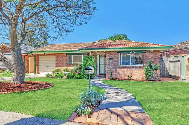 63 Unicombe Crescent, Oakhurst NSW 2761