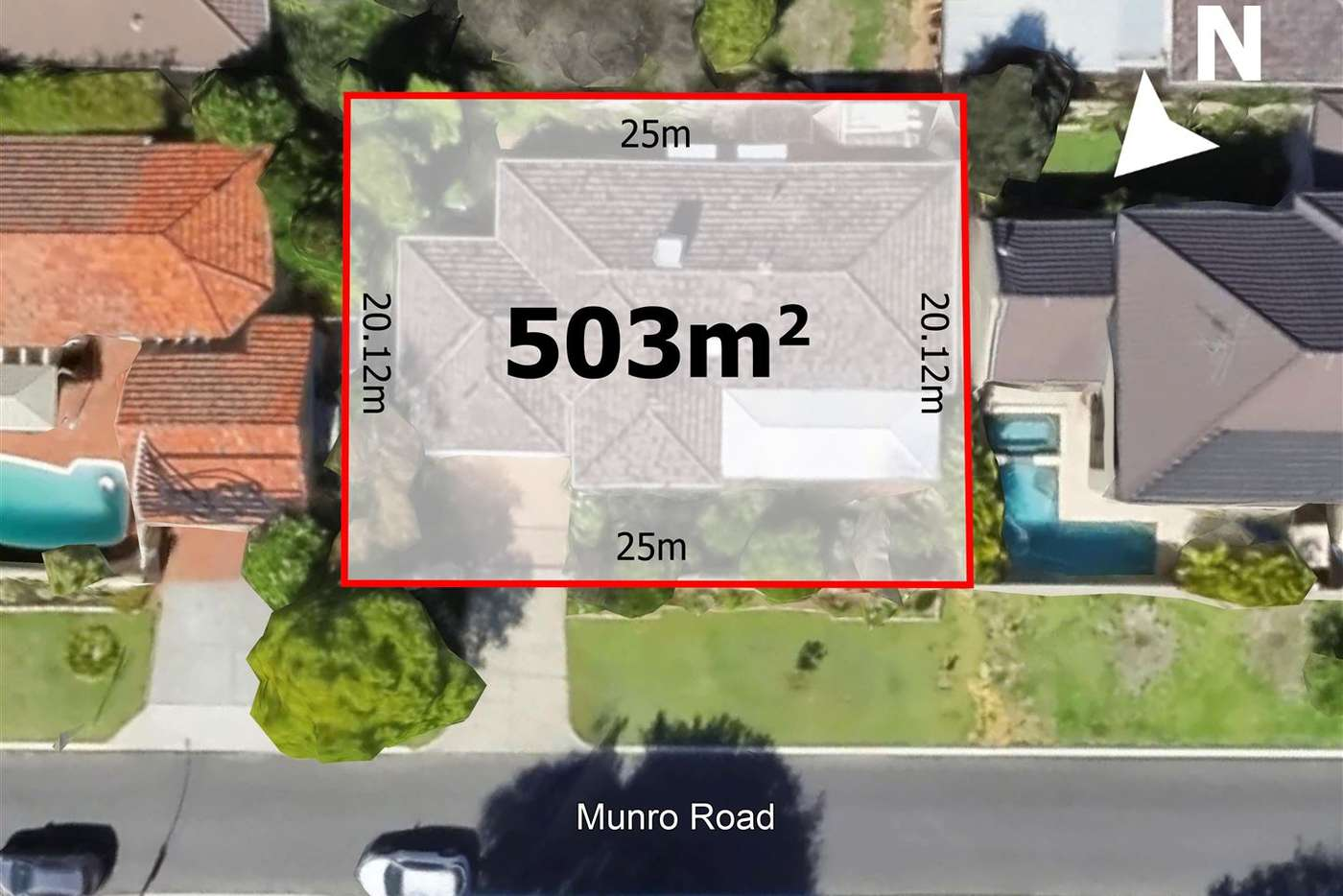 Main view of Homely house listing, 16 Munro Road, Applecross WA 6153