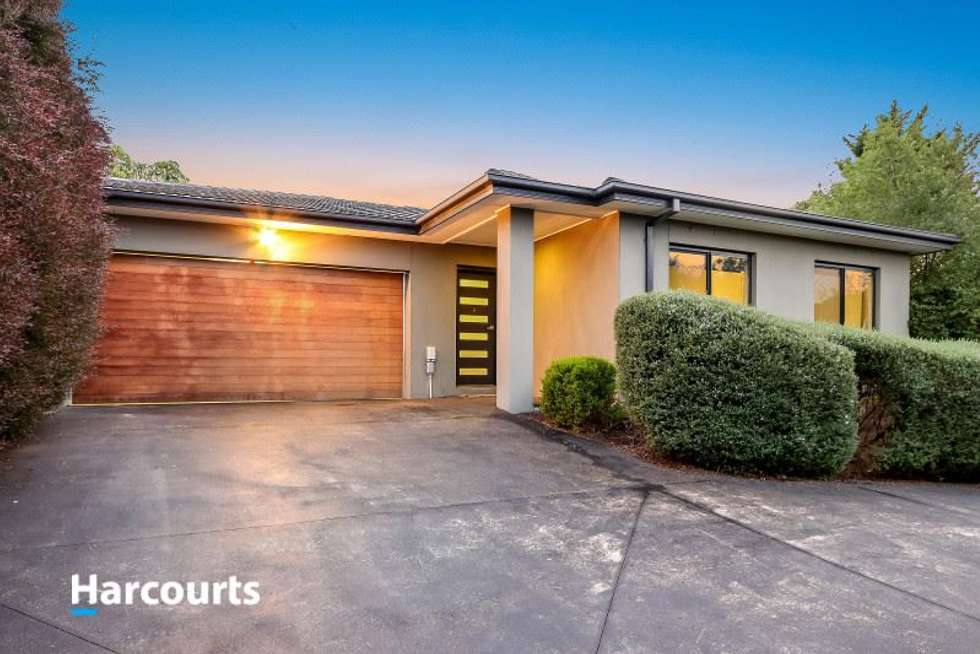 Second view of Homely townhouse listing, 1/62A Baden Powell Drive, Frankston South VIC 3199