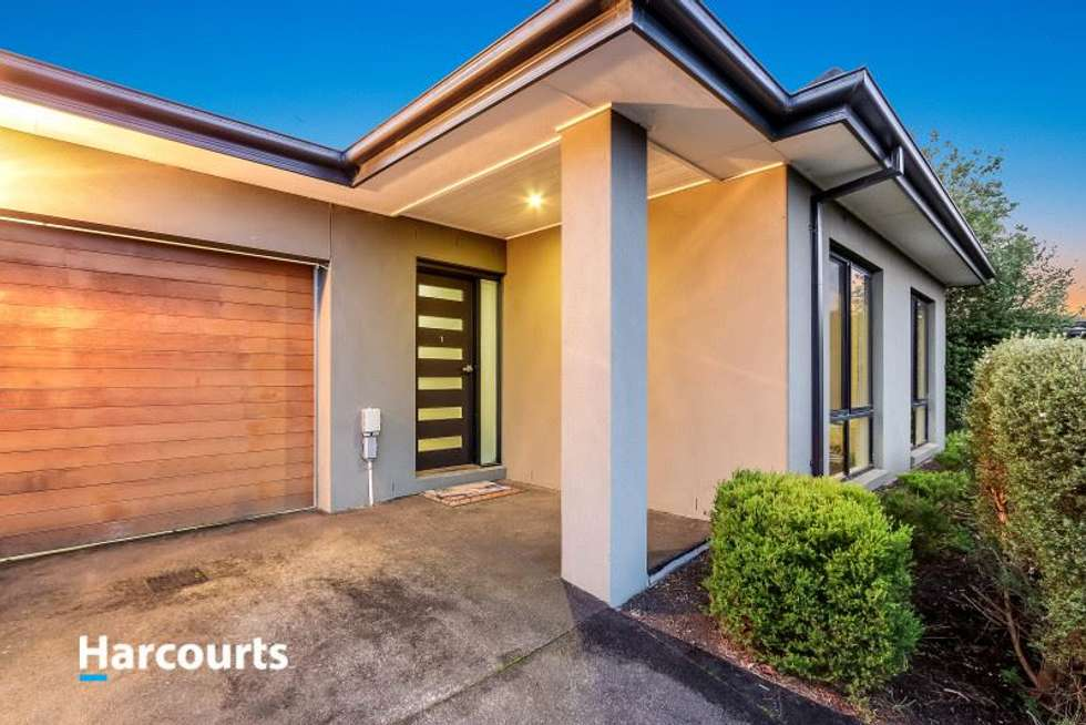 Third view of Homely townhouse listing, 1/62A Baden Powell Drive, Frankston South VIC 3199