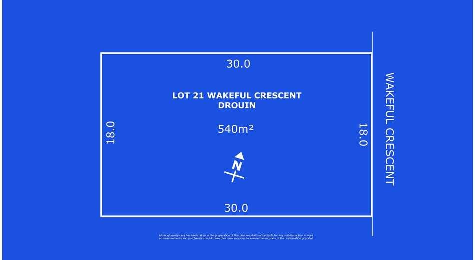 Lot 21 Wakeful Crescent