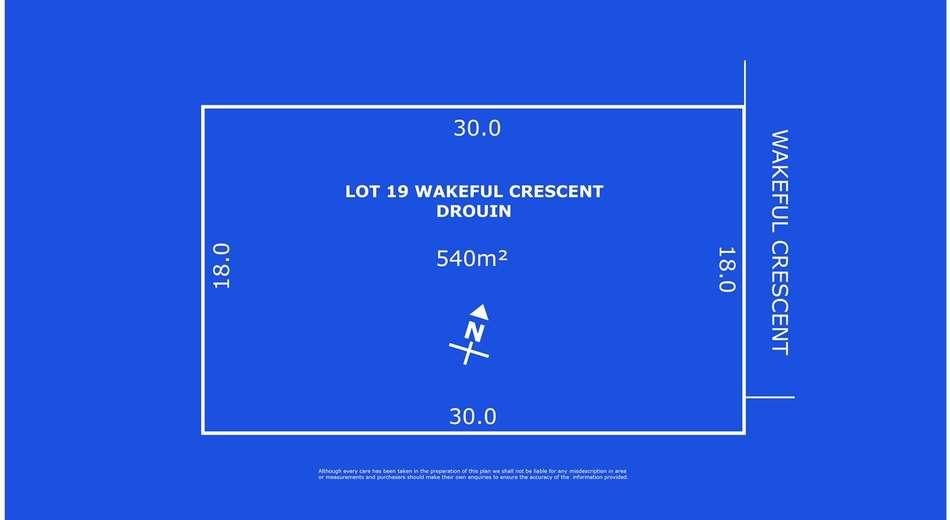 Lot 19 Wakeful Crescent