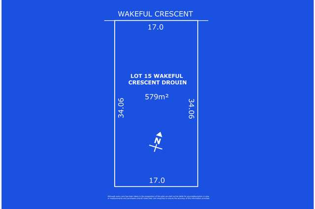 Lot 15 Wakeful Crescent, Drouin VIC 3818