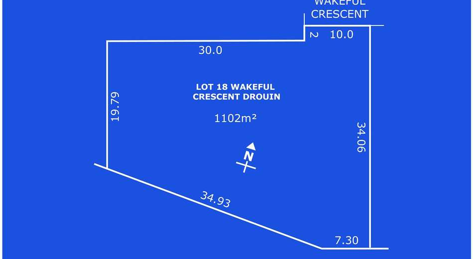 Lot 18 Wakeful Crescent, Drouin VIC 3818