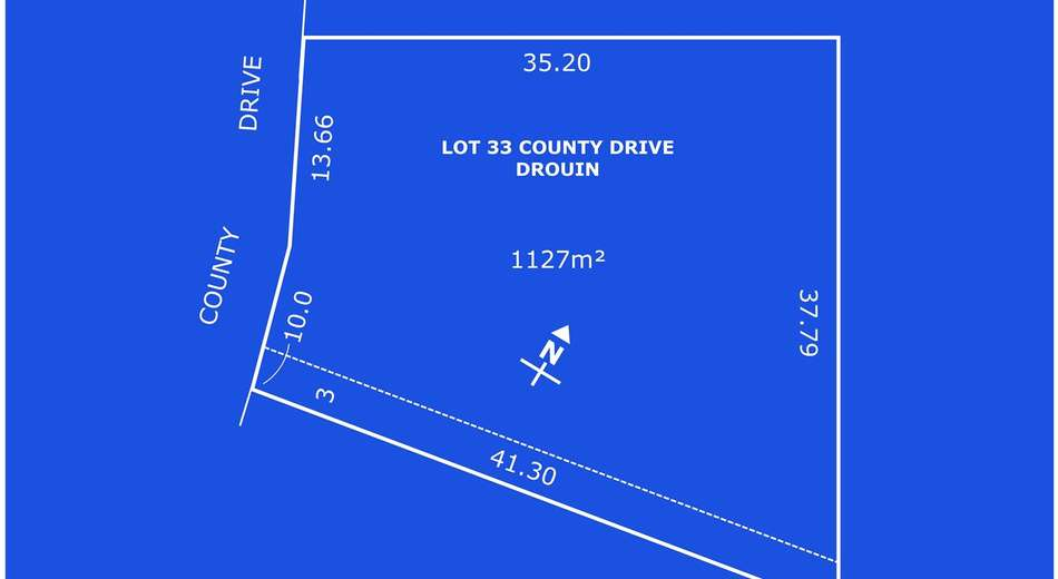 Lot 33 County Drive, Drouin VIC 3818