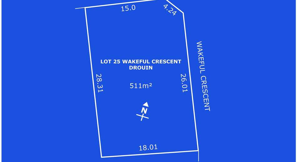Lot 25 Harmon Drive, Drouin VIC 3818