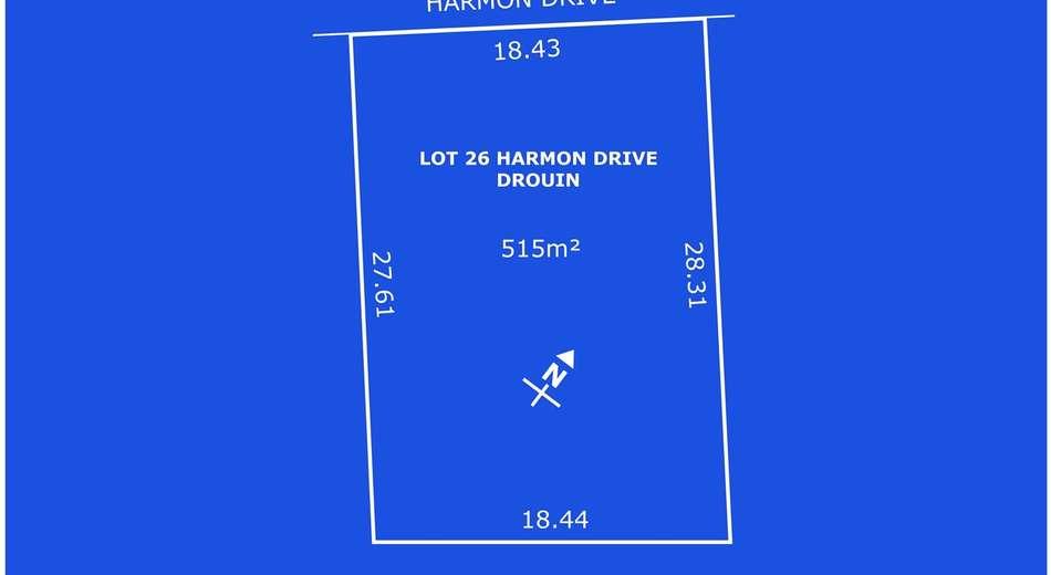 Lot 26 Harmon Drive, Drouin VIC 3818