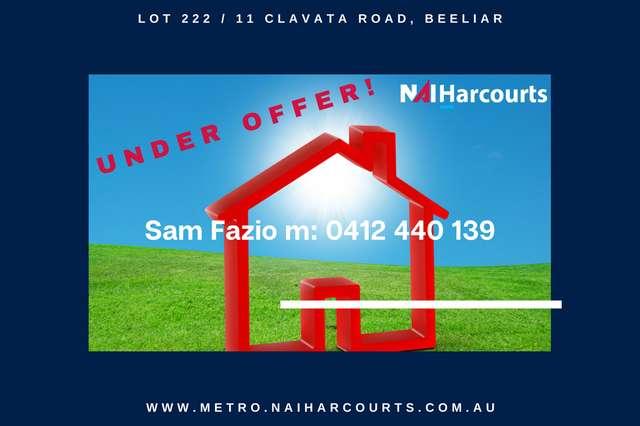 Lot 222/11 Clavata Road, Beeliar WA 6164