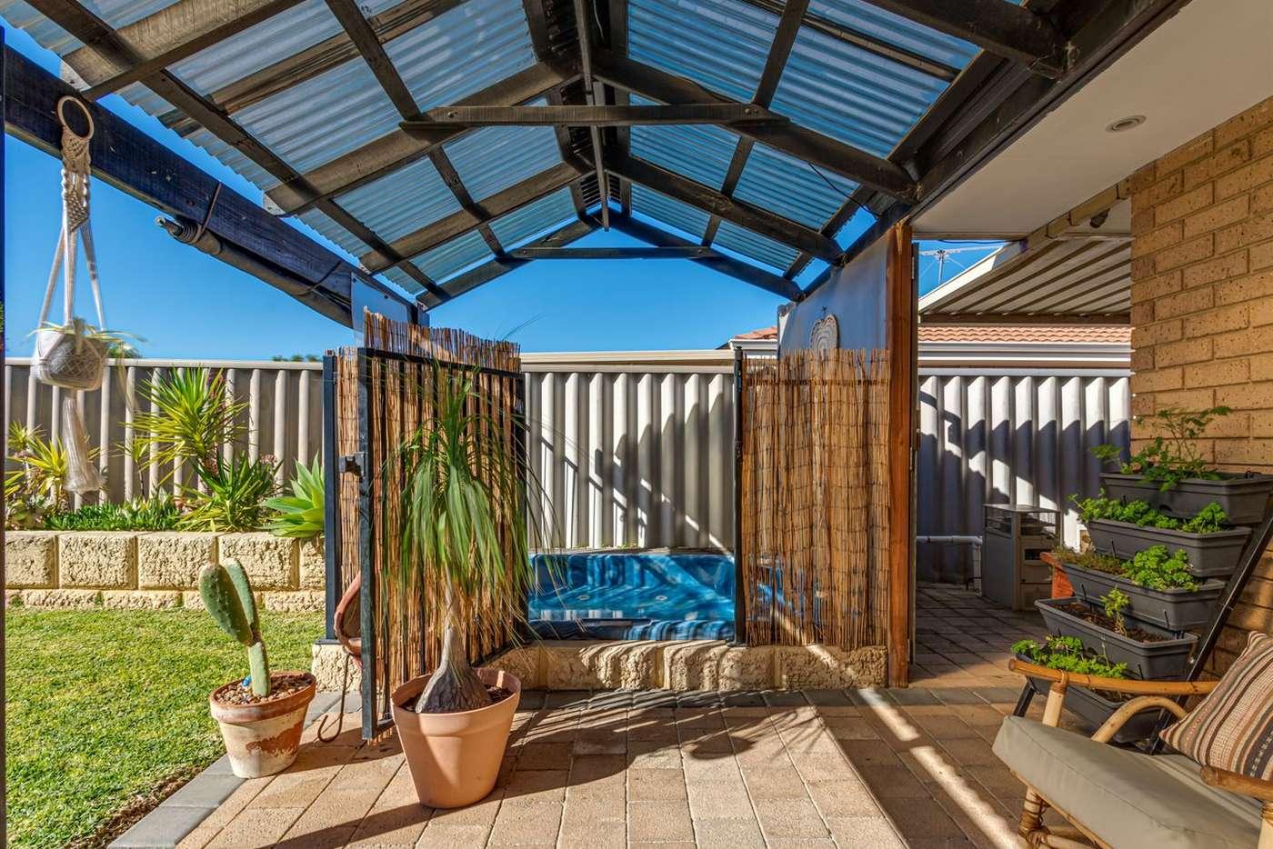 Main view of Homely semiDetached listing, 1A Noetia Court, Heathridge WA 6027
