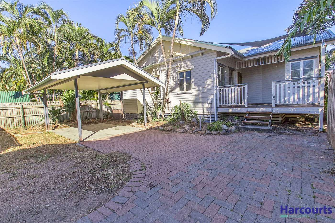 Main view of Homely unit listing, 2/10A Cowley Street, West End QLD 4810