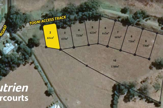 Lot 2,/6-22 Togni Access Rd, Timboon VIC 3268